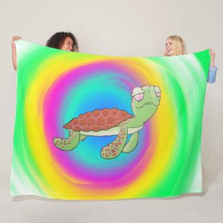Sea Turtle Large Blanket