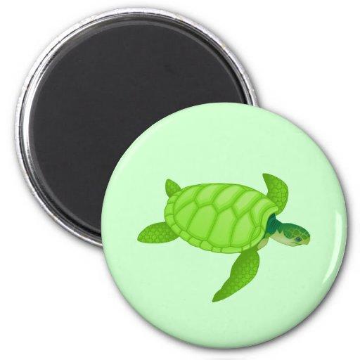 Sea Turtle Fridge Magnets