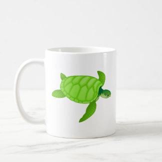 Sea Turtle Classic White Coffee Mug