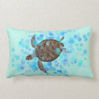 Sea Turtle Pillow 2