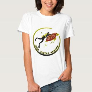 Sea Turtle Rescue Shirts