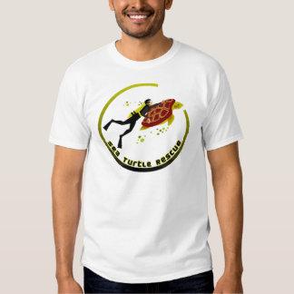 Sea Turtle Rescue T Shirts