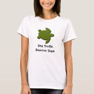 Sea Turtle Rescue Team T-Shirt