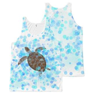Sea Turtle Tank top