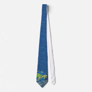 Sea Turtle Tie