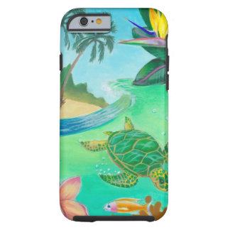 Sea Turtle Tough iPhone 6 Case