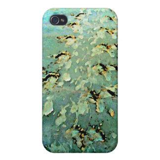 Sea Turtle Tracks iPhone 4/4S Case