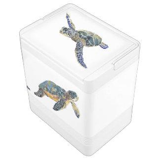 Sea Turtles Animals Ocean Wildlife Can Cooler Igloo Cool Box