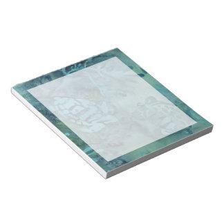 Sea Turtles Batik Notepad