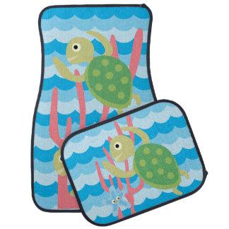 Sea Turtles Car Mats Floor Mat