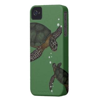 Sea Turtles Case-Mate iPhone 4 Cases