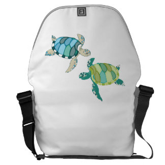 Sea Turtles Courier Bags