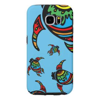 Sea Turtles Samsung Galaxy S6 Cases