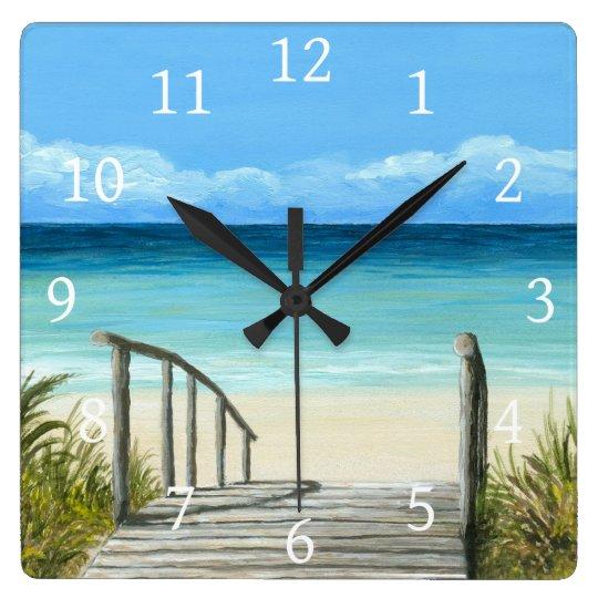 Sea View 147 ocean beach Clocks