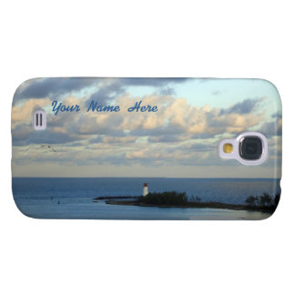 Sea View II Custom Galaxy S4 Case