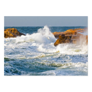 Sea waves large business cards (Pack of 100)