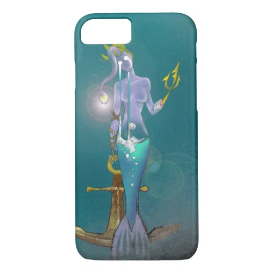 Sea-Witch Iphone Case