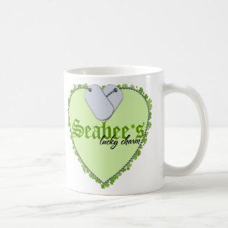 Seabee's Lucky Charm Coffee Mug