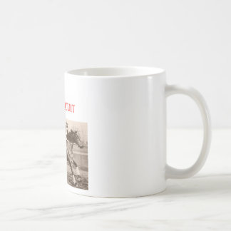seabiscuit coffee mug