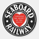 Seaboard Air Line Railway Heart Logo