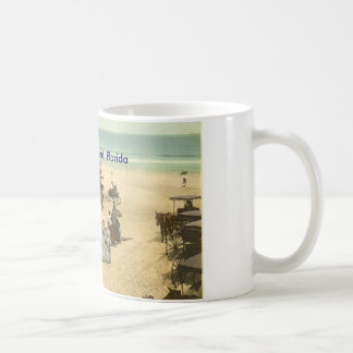 Seabreeze, Florida - 1904 Basic White Mug