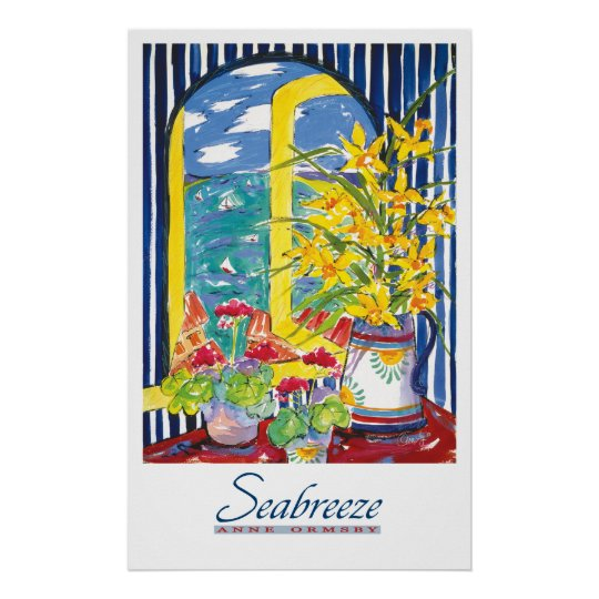 Seabreeze-poster Poster