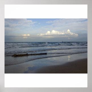 Seaburn Waves Print