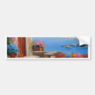 Seacoast Italy Bumper Sticker