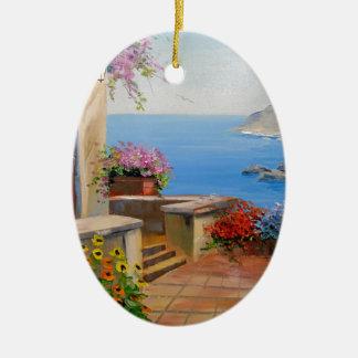 Seacoast Italy Christmas Ornament