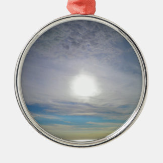 Seafield Beach, Ireland Christmas Ornament