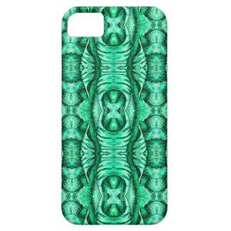 Seafoam Mint Green Dragon Lizard Reptile Scales iPhone 5 Covers