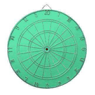 Seafoam rectangular image dartboard