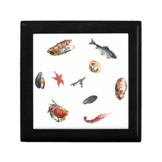 seafood gift box