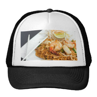 Seafood Pad Thai Fried Rice Noodles Trucker Hat