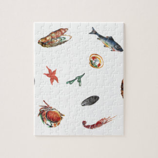 seafood puzzles