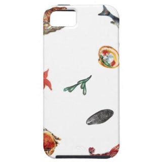 seafood tough iPhone 5 case