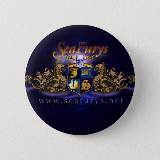 SeaFurys Shield (Blue) Button