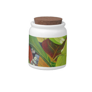 Seagrape Candy Jar