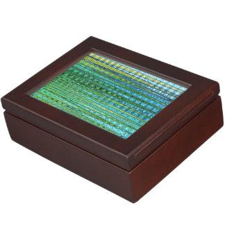 Seagrass Keepsake Box by Artist C.L. Brown