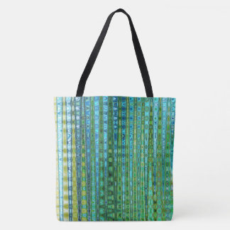 Seagrass Tote Bag by Artist C.L. Brown