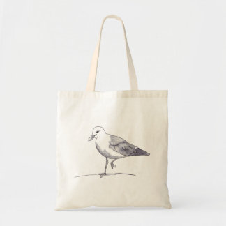 Seagull 1 tote bag