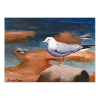 Seagull Art Card Pack Of Chubby Business Cards