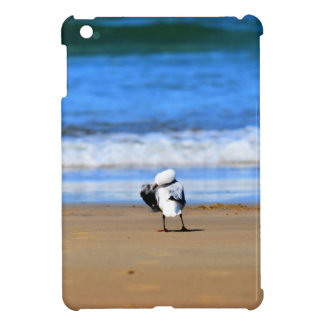 SEAGULL AT BEACH QUEENSLAND AUSTRALIA COVER FOR THE iPad MINI