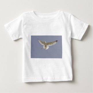 Seagull at full stretch baby T-Shirt