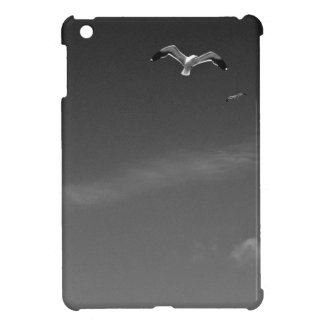Seagull background cover for the iPad mini