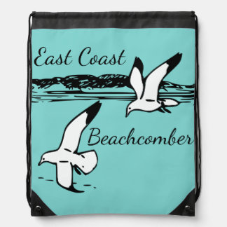 Seagull Beach East Coast Beachcomber Bag
