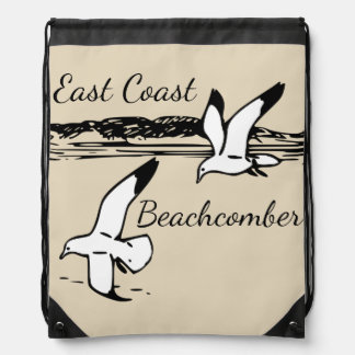 Seagull Beach East Coast Beachcomber Bag