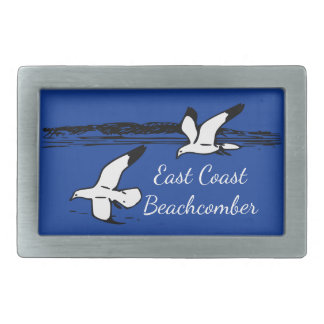 Seagull Beach East Coast Beachcomber belt buckle