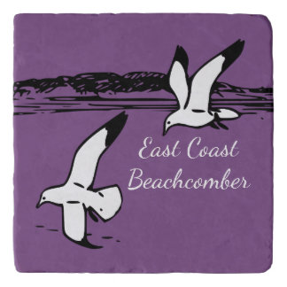 Seagull Beach East Coast Beachcomber trivet