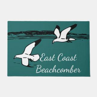Seagull Beach East Coast Beachcomber welcome mat